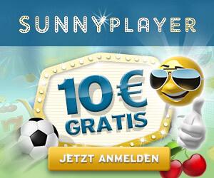 sunnyplayer gamomat